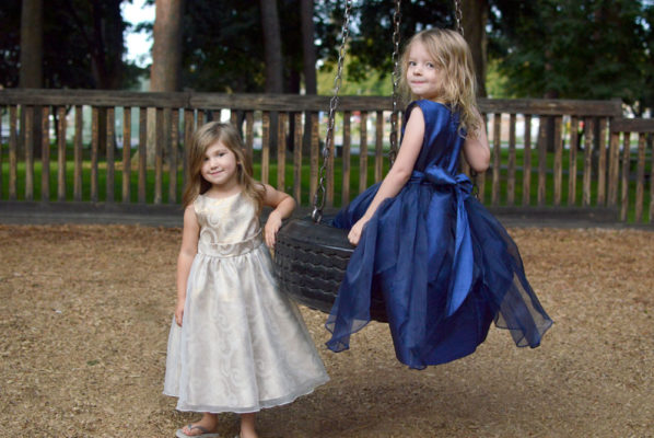 Darling Little Girl Dresses & Accessories