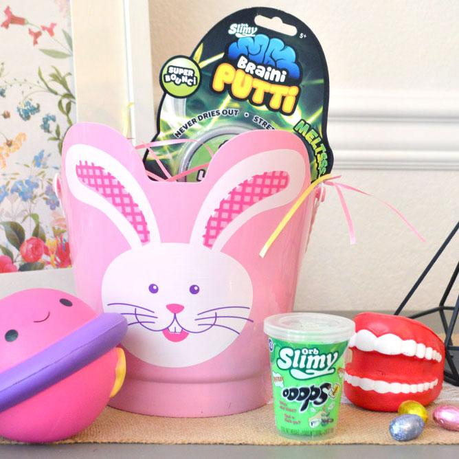 Kids' Easter Basket Gift Ideas under $15