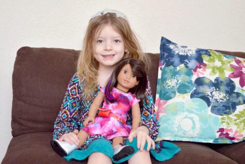 Meet American Girl Luciana Vega