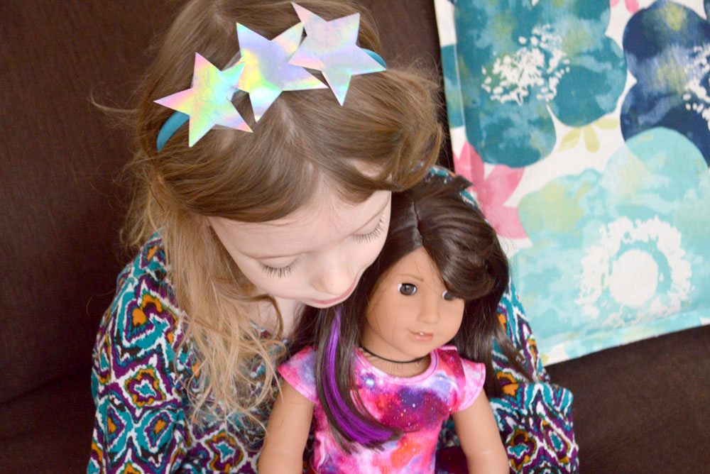 Luciana Vega American Girl doll review and book set