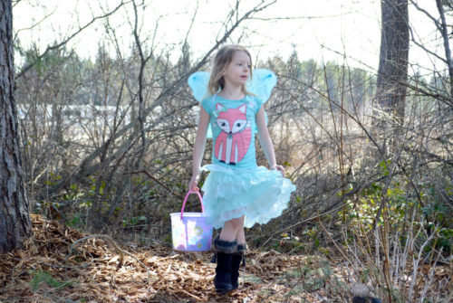 Spring Easter egg hunt Matilda Jane