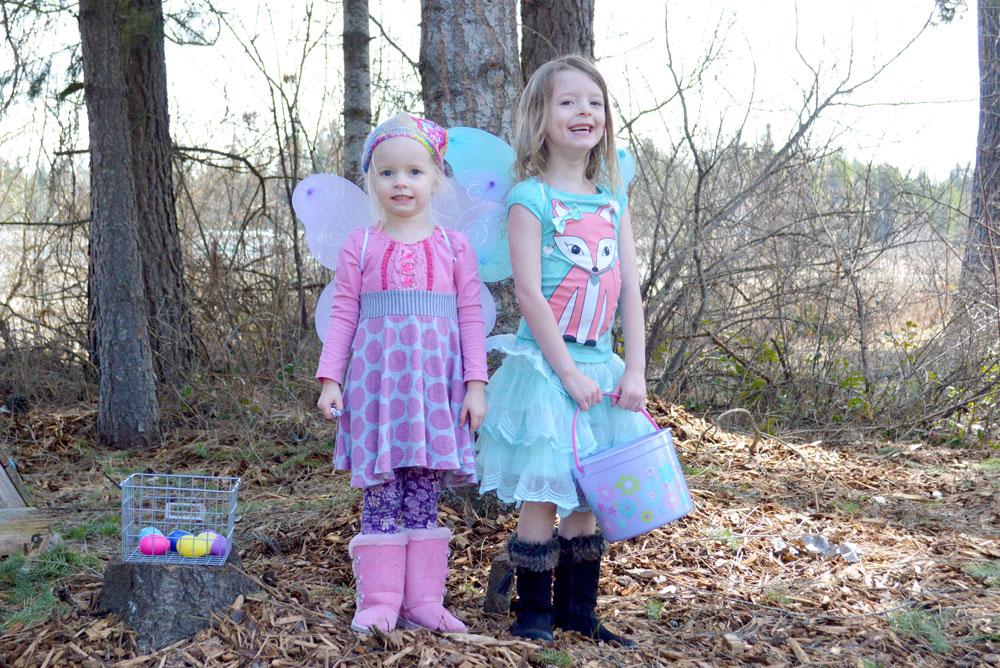 Easter family activities egg hunt