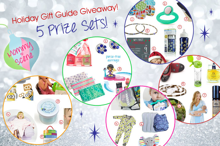 2015 Holiday Gift Guide Giveaway