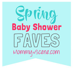 2016 Baby Shower Faves & Gift Ideas - Mommy Scene