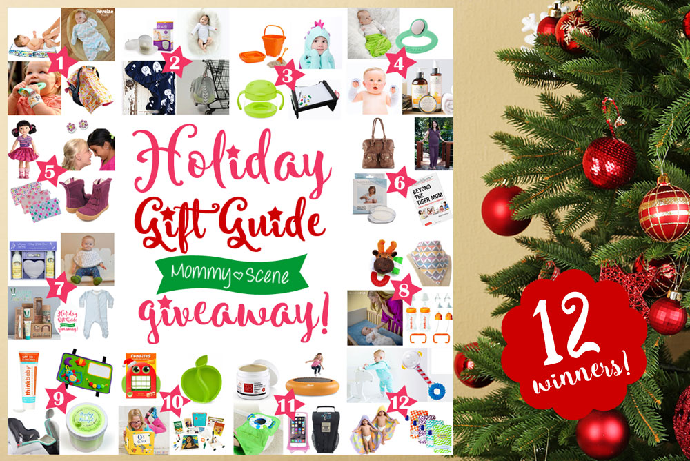 2016 Holiday Gift Guide Giveaway