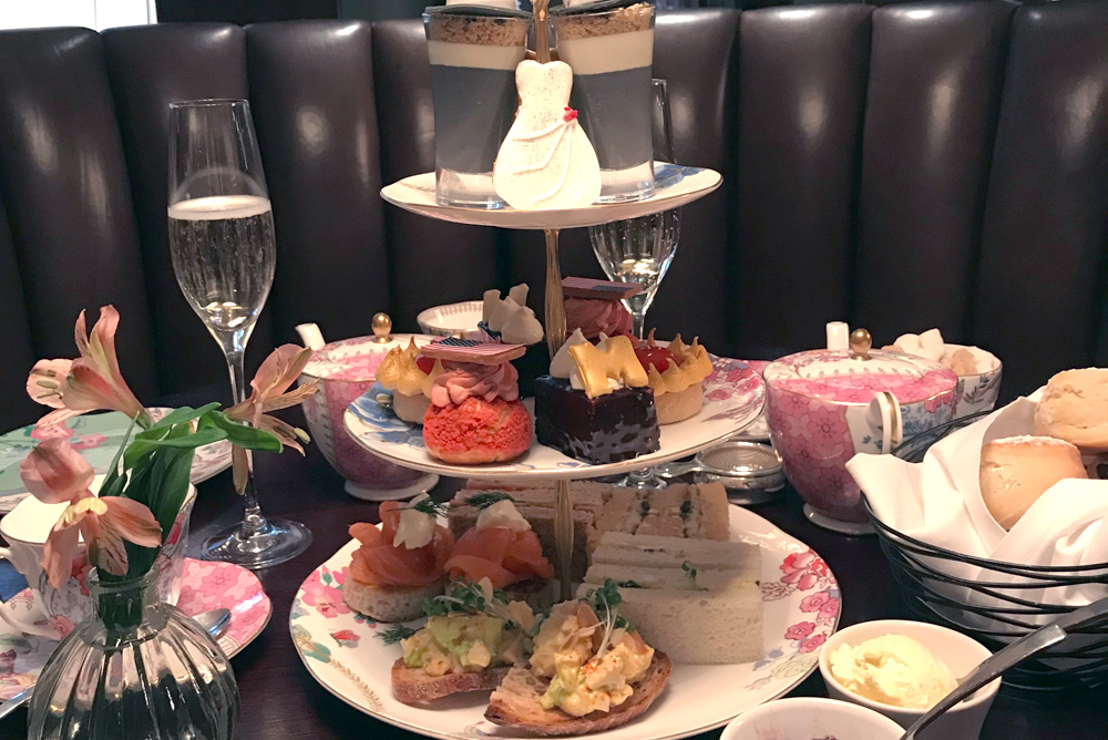 Royal Wedding Afternoon Tea  at The Arch London