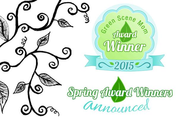 2015 Spring Green Scene Mom Award Winners