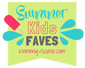 Mommy Scene 2016 Summer Kids Faves