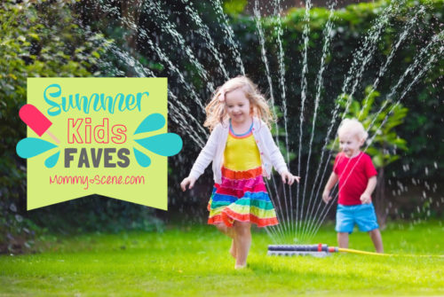 2016 Summer Kids Faves