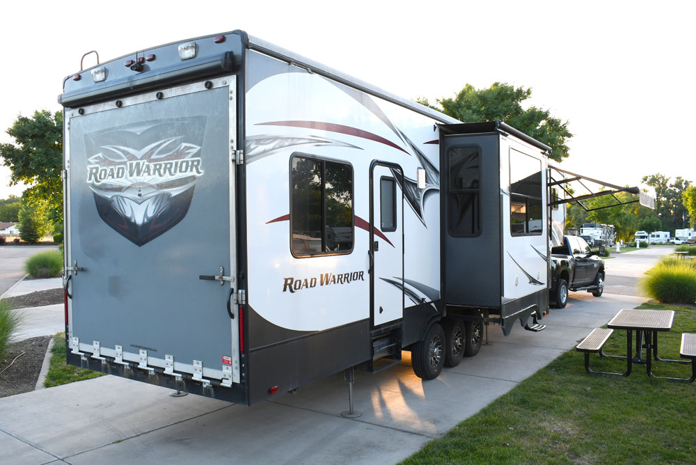 California family adventure road trip Durango RV Resort Red Bluff CA
