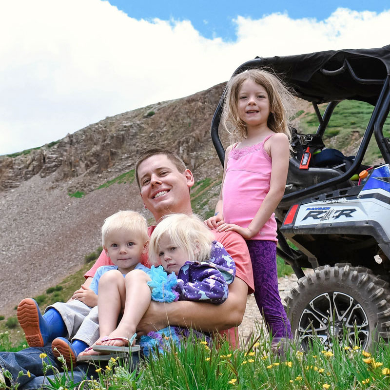 Family Off-Roading Adventure in Ouray, Colorado