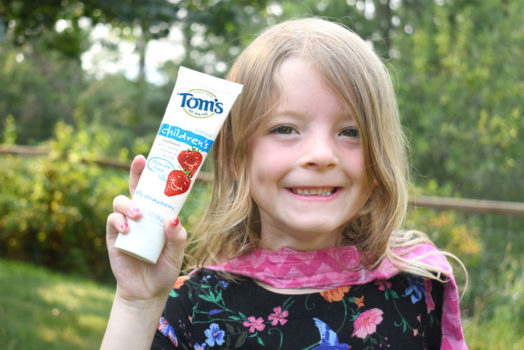 Get Back to School Ready with Tom's of Maine®
