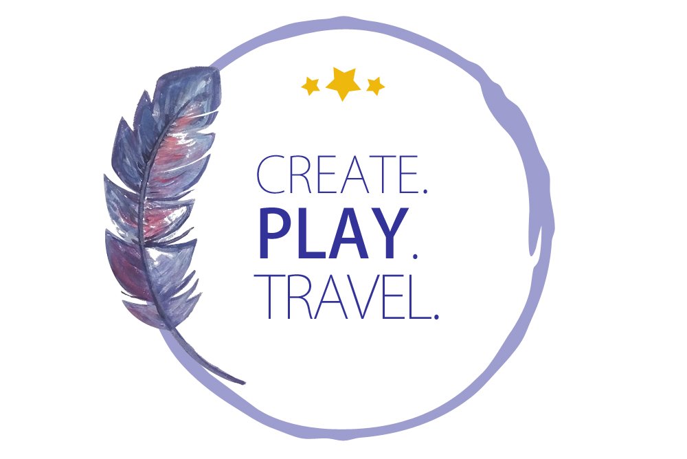 About Create. Play. Travel.