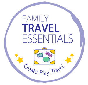 Family Travel Essentials - Create Play Travel