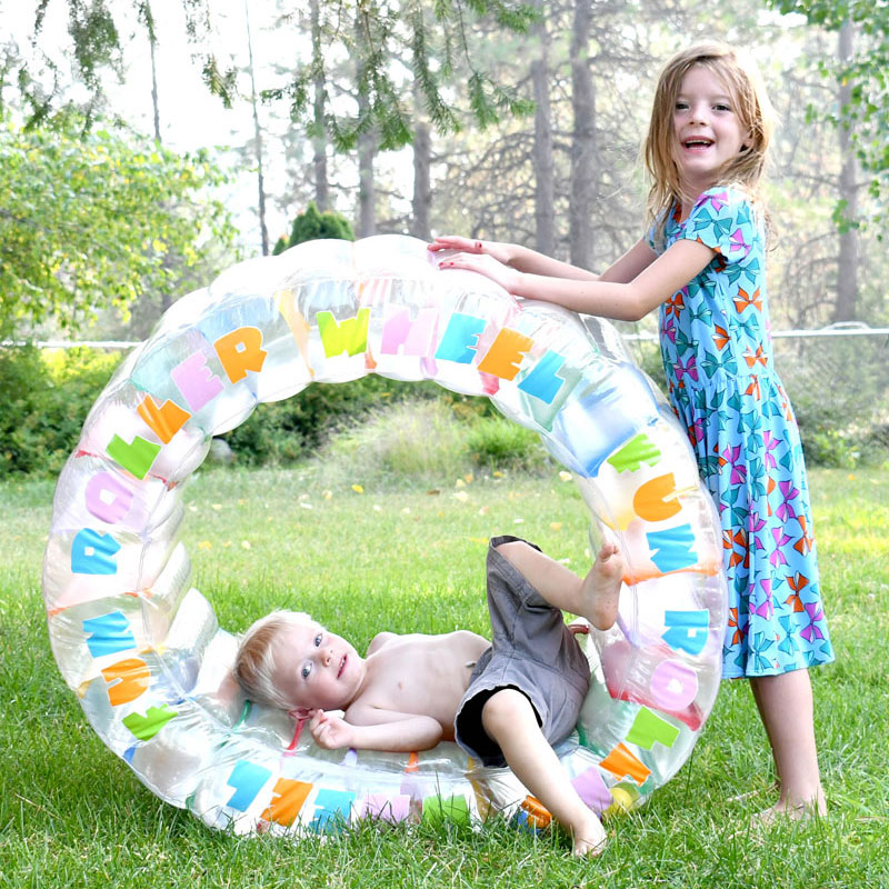 Interactive Yard Activities for Kids