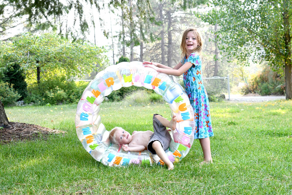 Interactive Yard Activities for Kids