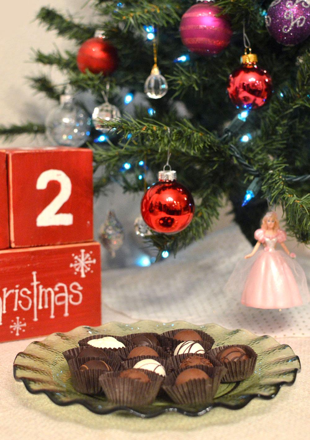Christmas Holiday Treats from Shari's Berries