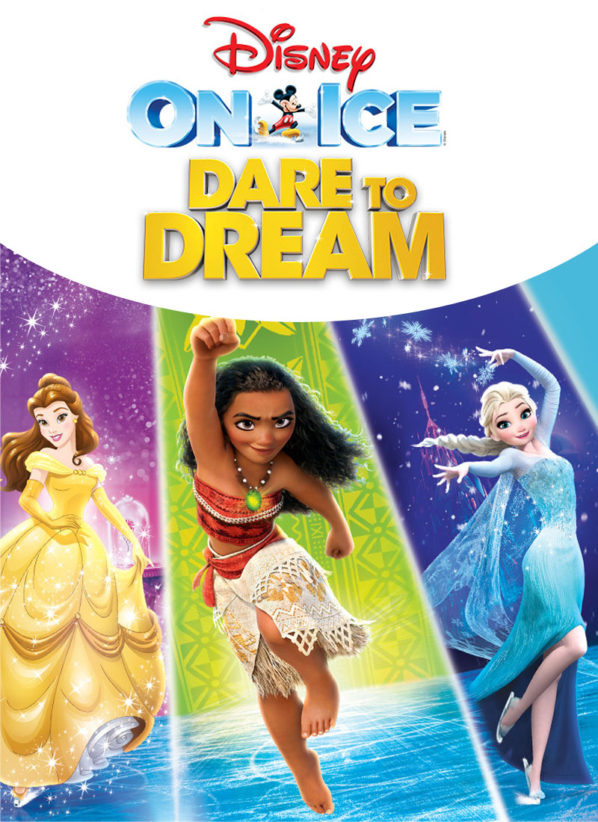 Make Family Memories At Disney On Ice