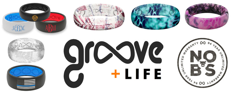 Groove Life silicone rings - in US Japan Fam's $600 Value Fall Family Favorites Giveaway