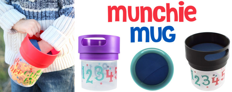 Munchie Mug snack cups - in US Japan Fam's $600 Value Fall Family Favorites Giveaway