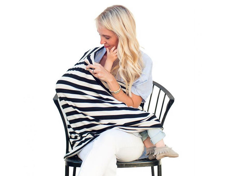 Family Travel Essentials - Covered Goods multi-use nursing cover