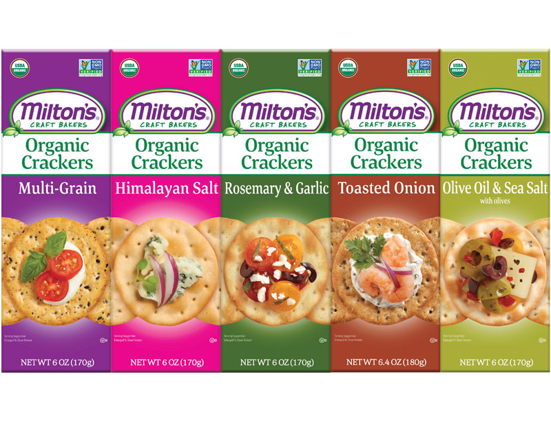 Family Travel Essentials - Milton's Gluten Free Gourmet Crackers