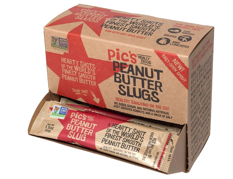 Family Travel Essentials - Pic's Peanut Butter Slugs