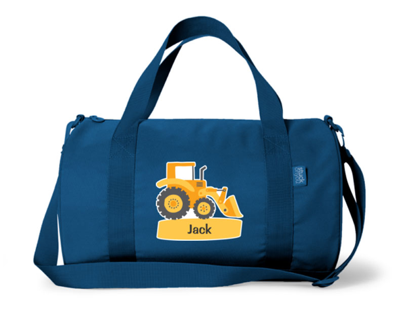 Family Travel Essentials - Stuck On You Personalized Duffel Bag
