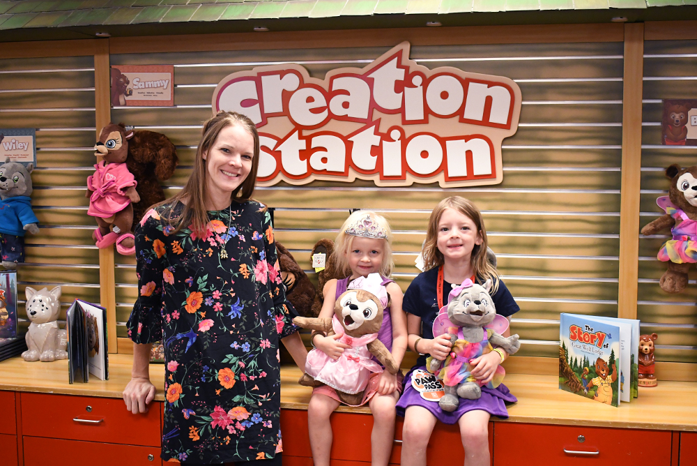 Great Wolf Lodge Grand Mound Creation Station