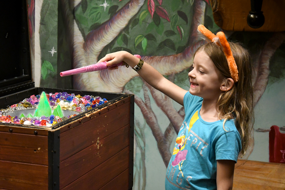 MagiQuest Great Wolf Lodge adventure scavenger hunt for kids