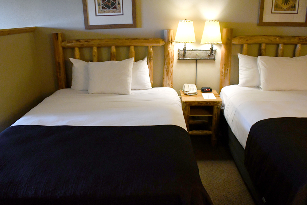 Great Wolf Lodge Grand Mound guest room