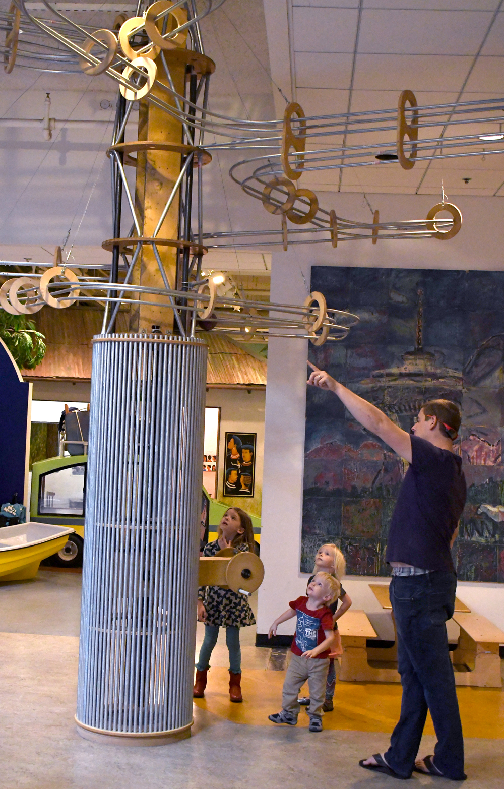 Seattle Children's Museum interactive activities
