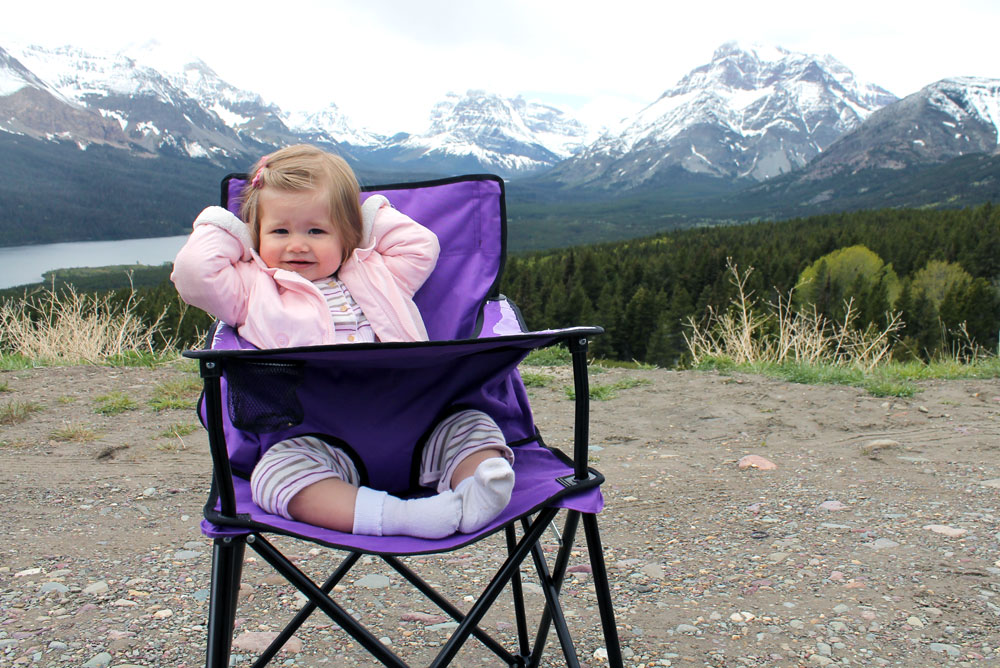 Ciao Baby Portable High Chair - Baby Holiday Gift Guide