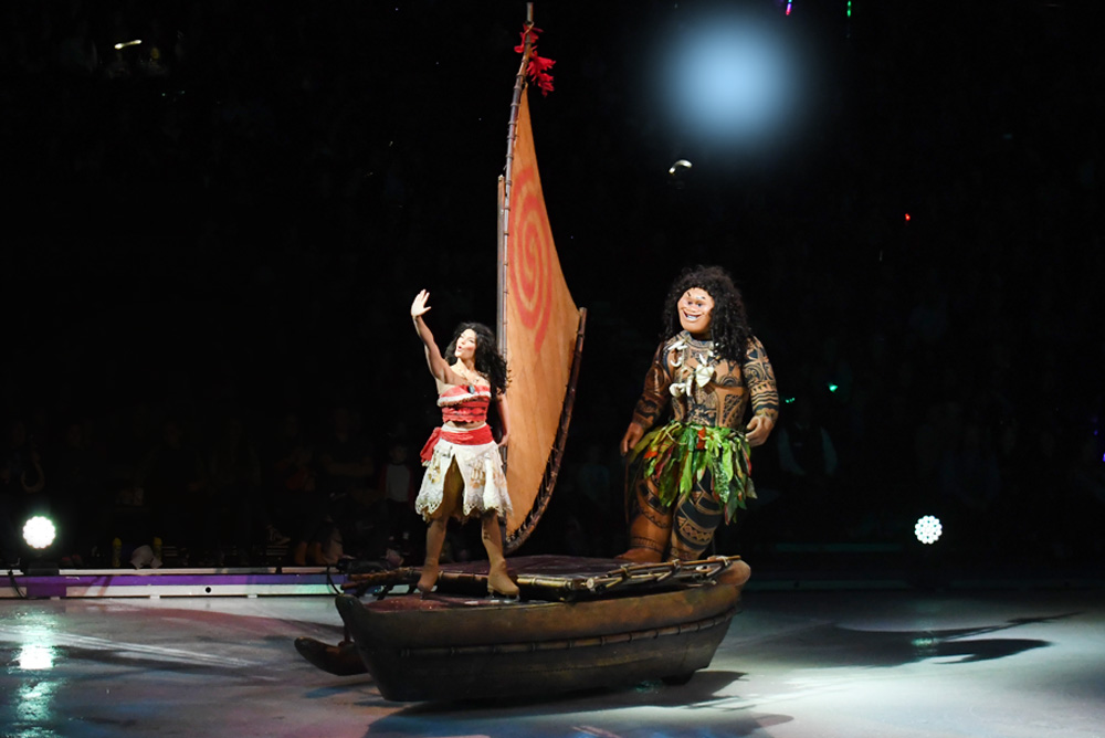 Disney On Ice Dare to Dream - Moana