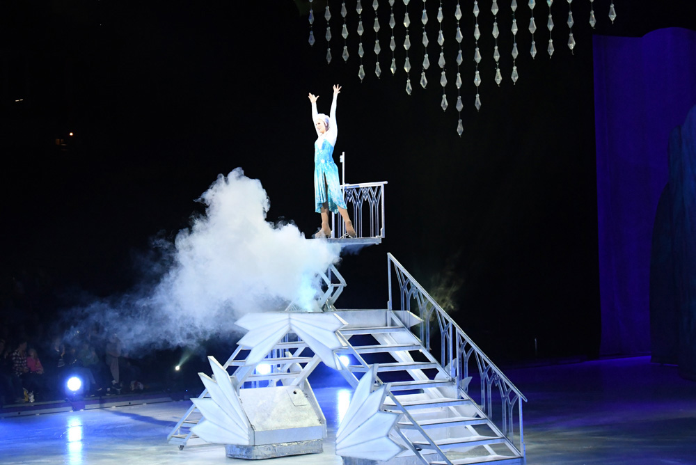 Disney On Ice Dare to Dream - Princess Elsa Ice Castle