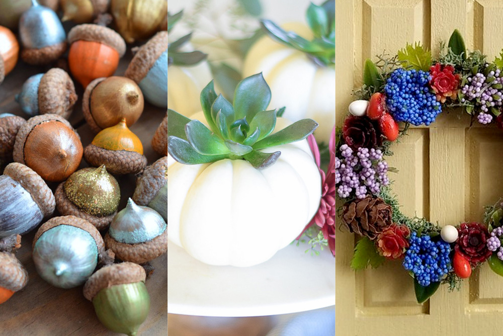 Super Cute DIY Fall Decorating Ideas