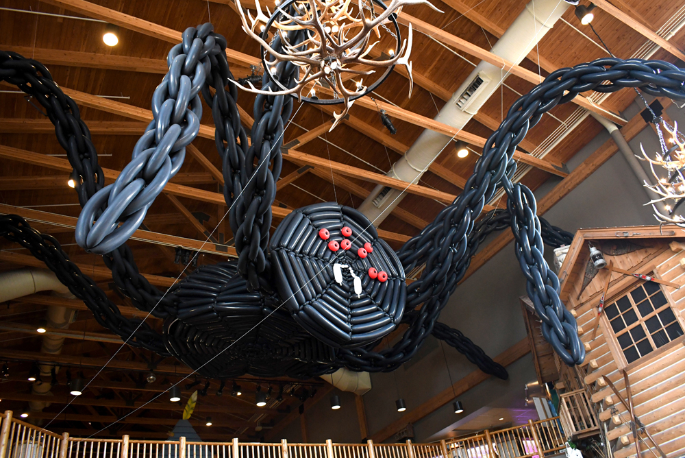 Great Wolf Lodge Grand Mound Howl-O-Ween Activities