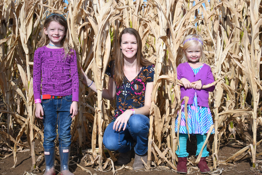 Green Bluff Becks Harvest House Explore the Corn Maze - Things To Do at Your Local Pumpkin Farm