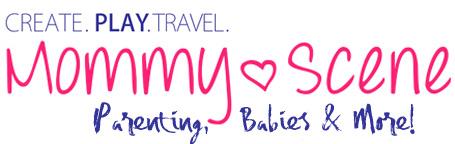 Mommy Scene logo