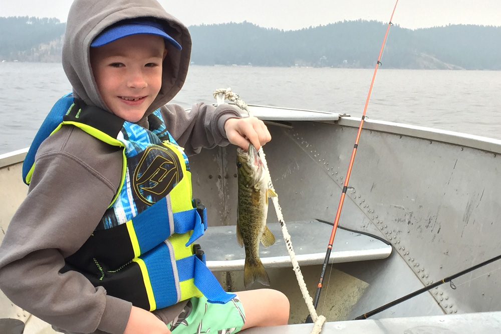 Plan a fishing trip with kids, bring the right gear and snacks