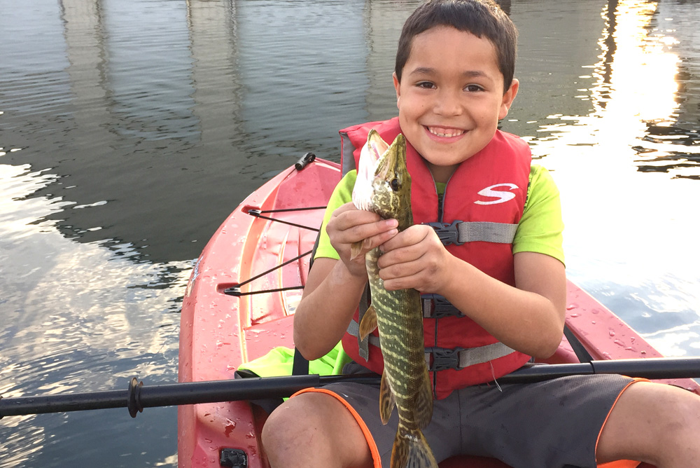 How to create a memorable fishing experience for your kids