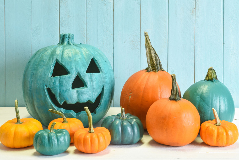 Teal Pumpkin Project - Eco-Friendly Halloween Tips