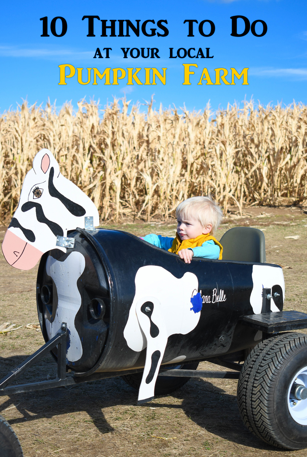Green Bluff Becks Harvest House Fall Festival - Things To Do at Your Local Pumpkin Farm