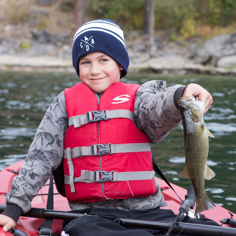 6 Simple Tips for Taking Kids Fishing