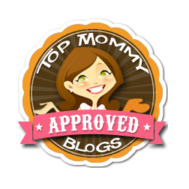Top Mommy Blog Approve