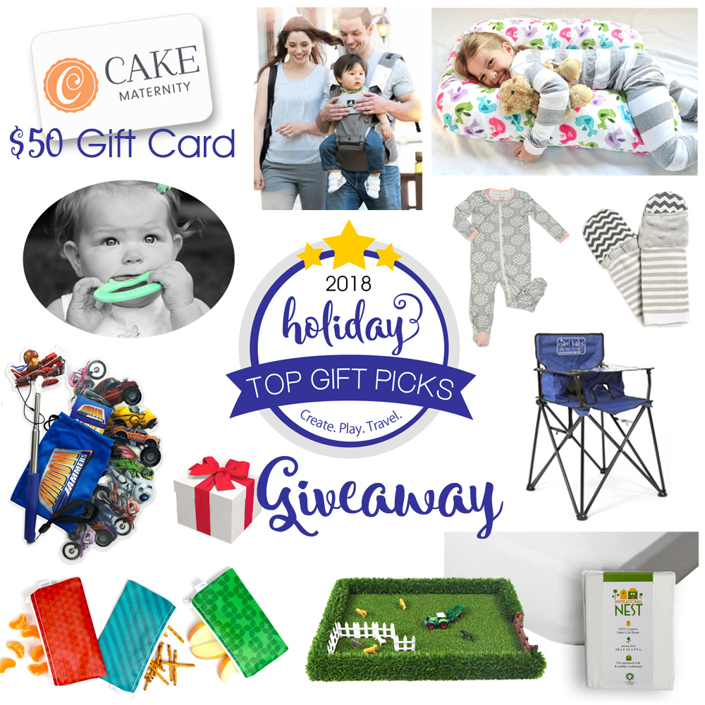 Holiday Gift Guide Giveaway - Prize Collection