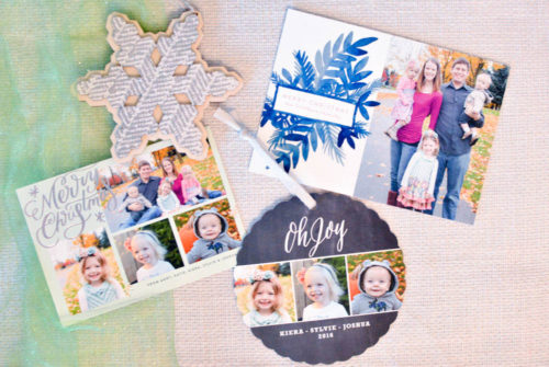 How to Order Personalized Holiday Cards