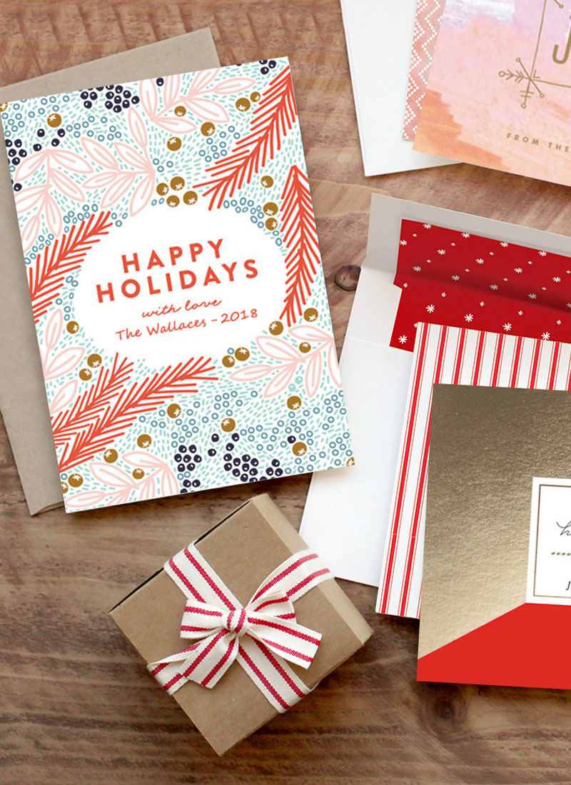 5 Reasons to Order Holiday Cards - Create. Play. Travel.