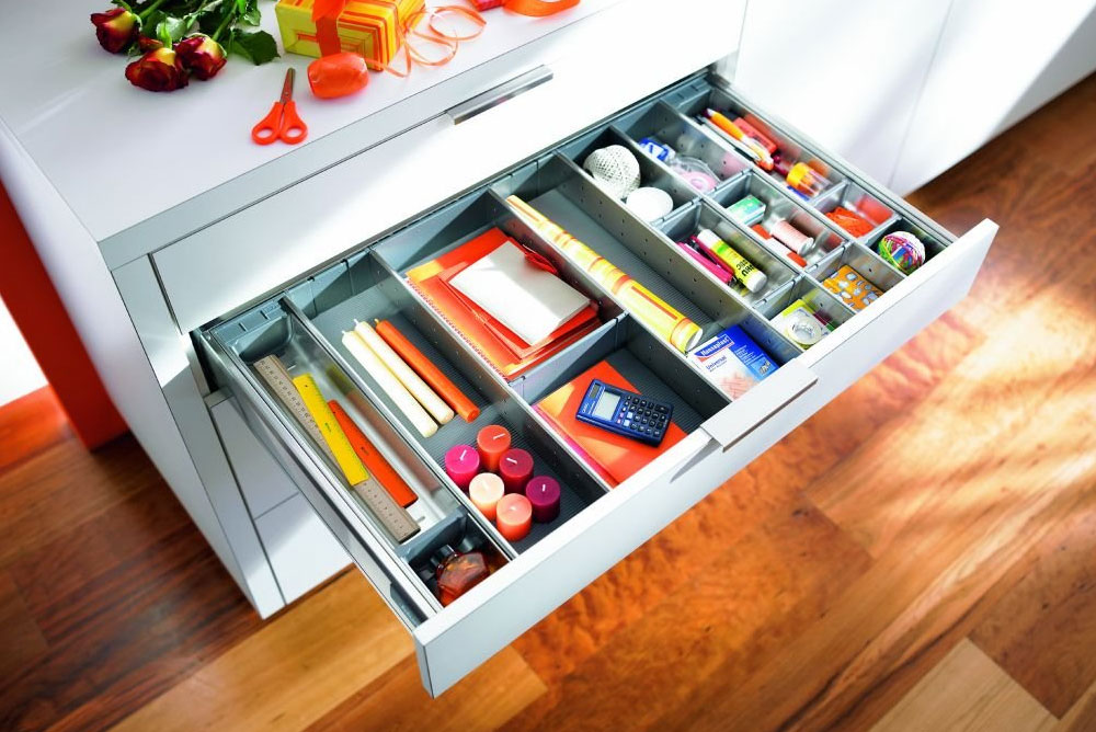 How to organize a junk drawer creative tips