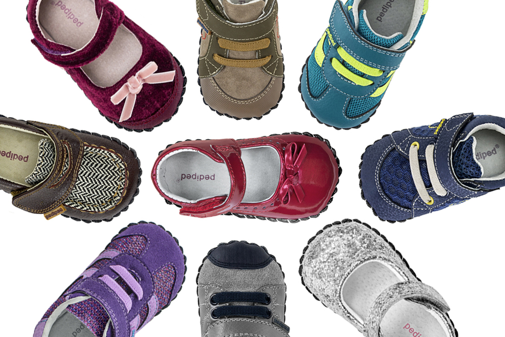 Great quality pediped shoes for babies and kids